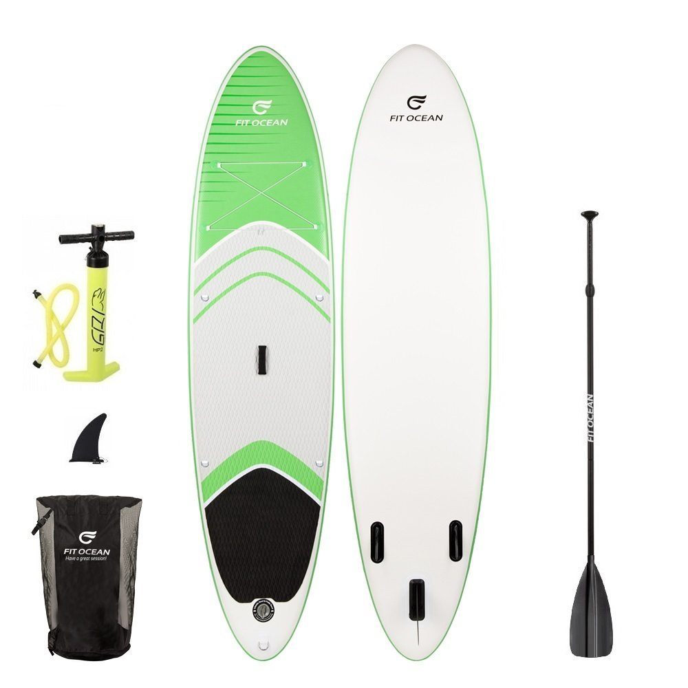 FO MAGIC GLIDE GREEN + NOKILO alloy paddle