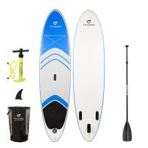FO MAGIC GLIDE BLUE + NOKILO alloy paddle no text